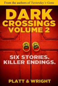 Dark Crossings Volume 2 cover