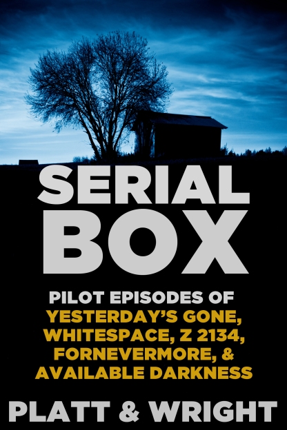 Serial Box Cover