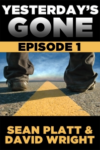 Yesterday's Gone: Episode One cover