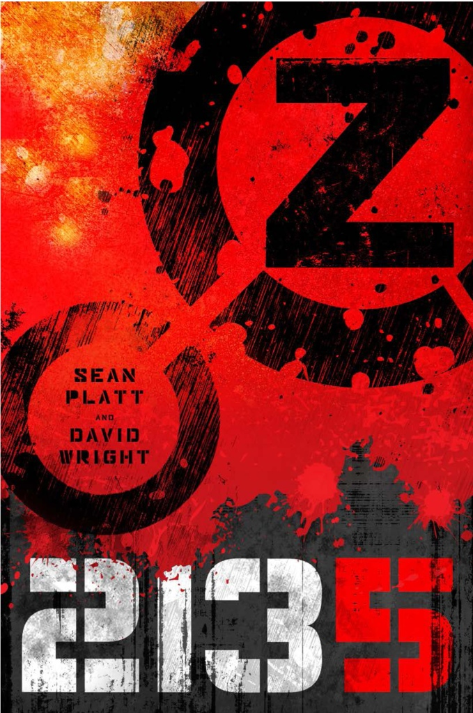 Z 2135 Cover Reveal and Pre Order