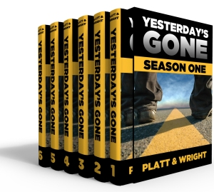 Yesterday's Gone Season One
